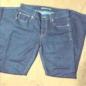 Express short women's jeans